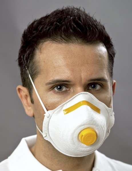 Atemschutzmaske Mandil FFP1/V