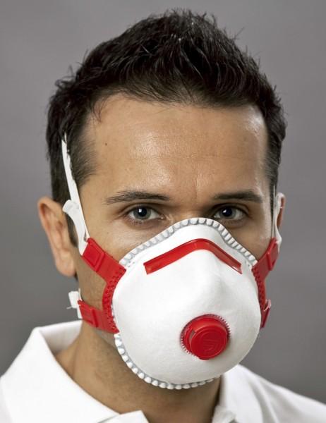 Atemschutzmaske Mandil FFP3/V
