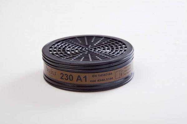 Gasfilter 230 A1