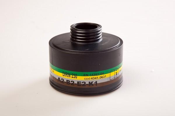 Mehrbereichsfilter DIRIN 230 A2 B2 E2 K1