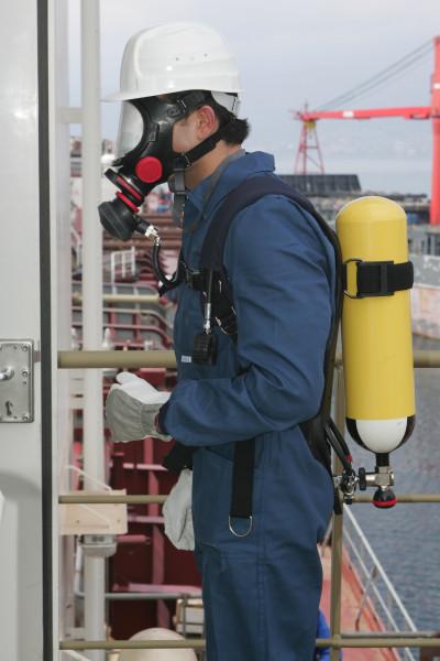 Pressluftatmer DIABLO RINA 1800 Marine, Typ 2