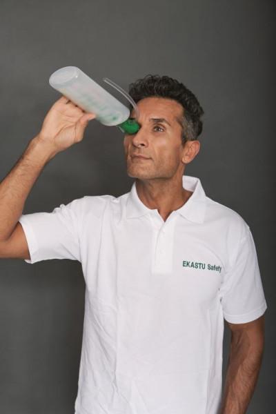 Augenspülflasche mit Trichter, FD