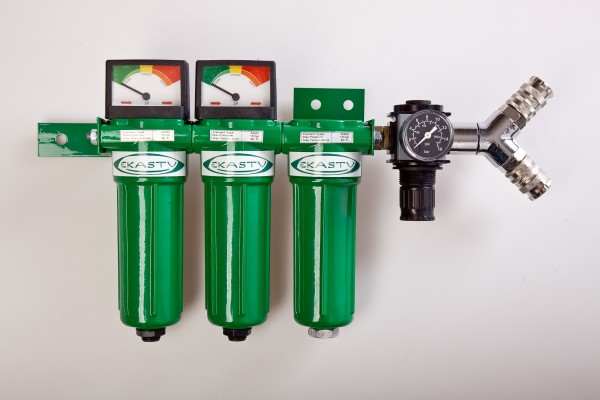 Druckluftfilter D-FL 20 VSA-PLUS
