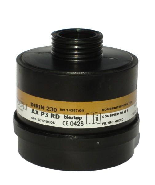 Kombinationsfilter DIRIN 230 AX-P3R D