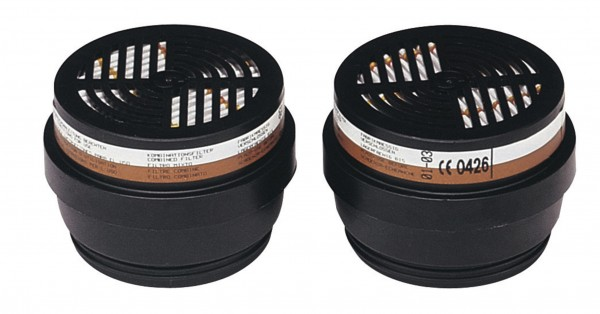 Kombinationsfilter 200 A1-P1R D